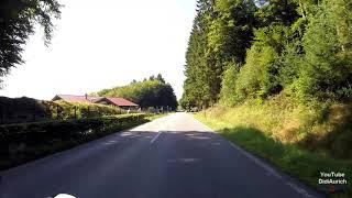 Motorradtour um den Sorpesee Sundern Sorpetalsperre Stausee Motorcycle Tour Sauerland Motorbike
