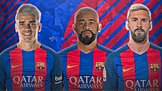 COMO SERÁ O BARCELONA EM 2025 NO FIFA 17?? 8 ANOS DEPOIS -  FIFA 17 Mitos ‹ SHERBY ›