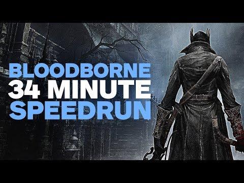 Xxx Mp4 Bloodborne Speedrun In 34 Minutes 3gp Sex