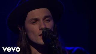 James Bay - Let It Go (Live From Late Night With Seth Meyers)