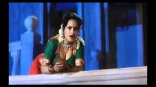 Himani Shivpuri Backless Scene - Prem Granth (1996)