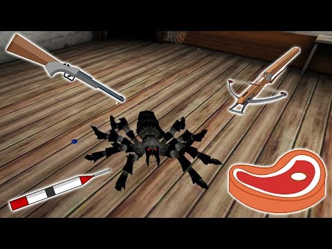 3 WAYS TO BEAT GRANNY'S PET SPIDER (Latest GRANNY 1.5 UPDATE)