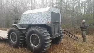 Ostacruisers Sherp , Sherp ATV