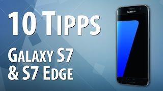10 Tipps & Tricks zum Samsung Galaxy S7 & S7 Edge | deutsch / german