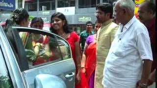Kerala christian engagement video Jeevan + Mitha