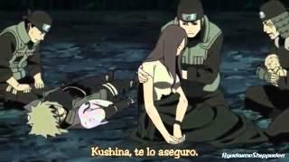 naruto shipuden(LA MUERTE DE MINATO) parte2