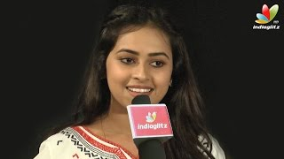 Bobby Simha and Arya made me cry : Sri Divya Interview | Banglore Days Tamil Movie | Shooting Spot