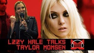 Halestorm's Lzzy Hale on Taylor Momsen