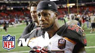 Kwon Alexander Has Amazing Game After Brother's Death | Best Locker Room Speeches (Week 8) | NFL NOW