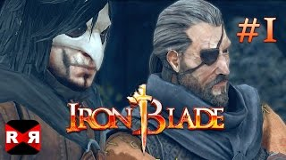 Iron Blade: Medieval Legends RPG (by Gameloft) - iOS / Android - Gameplay Part 1