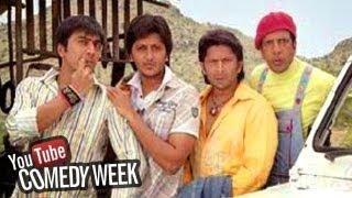 Comedy Week Special : Dhamaal Comedy Scene - Pizza kidhar gaya