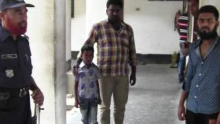 Footage 2  Madaripur 28 03 17 Child Kidnaf & Recovered