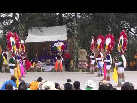 Guelaguetza Zaachila 2014 Danza de la Pluma