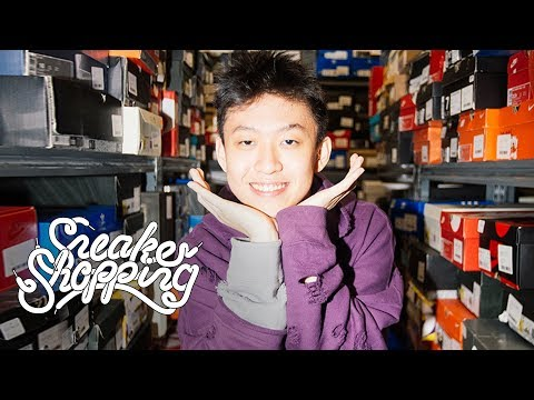 Xxx Mp4 Rich Brian Goes Sneaker Shopping With Complex 3gp Sex