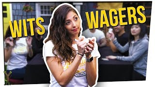 Betting On FRIENDS?? (Wits and Wagers)