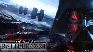 Star Wars Battlefront  - Closed Alpha and News