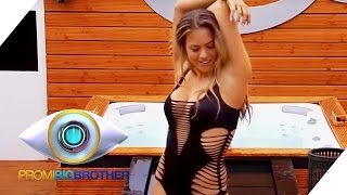 Jessica Paszka SEXY Catwalk | Promi Big Brother 2016 | SAT.1