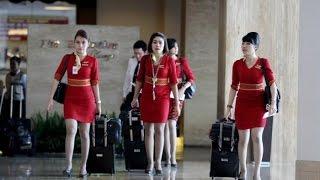 Pramugari Lion Air Mendesah ~ Penumpangpun Resah