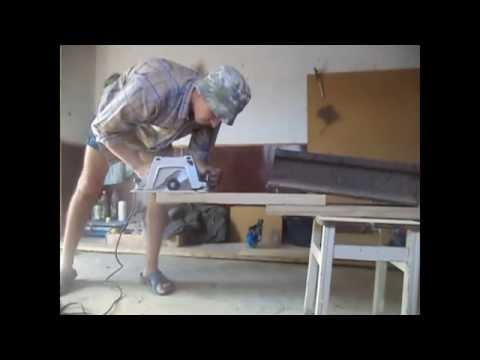 Construirea unui fund pentru stup.