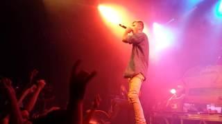 Machine Gun Kelly (MGK) - Almost - Live
