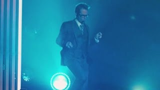 Sam Rockwell Dances