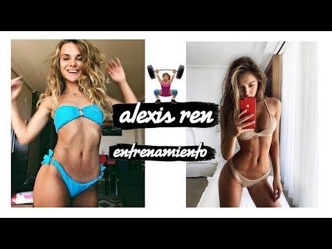 Xxx Mp4 PROBE EL ENTRENAMIENTO DE 10 MINUTOS DE ALEXIS REN Marina Yers 3gp Sex
