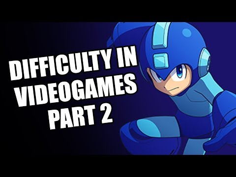 Difficulty in Videogames Part 2