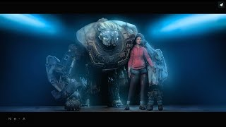 NO-A [ Sci-Fi 3D Animated Short Film ] Official