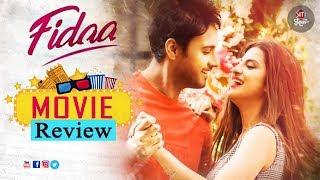 Fidaa | Movie review | Public Review | Yash Dasgupta | Sanjana Banerjee | Bengali movie 2018