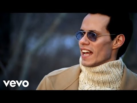 Marc Anthony - You Sang To Me (Video)