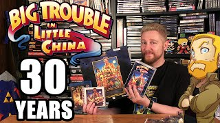 Big Trouble In Little China 30 year Anniversary! - Happy Console Gamer