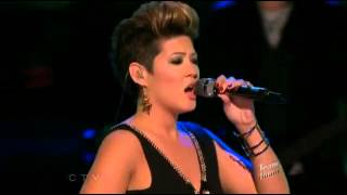 Tessanne Chin   Try Voice Finals