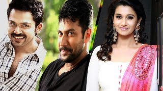 Priya Bhavani Shankar is tamil cinema