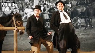 STAN & OLLIE Trailer NEW (2019) - Steve Coogan, John C. Reilly are Laurel and Hardy