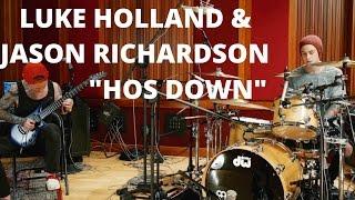 Meinl Cymbals Luke Holland Jason Richardson