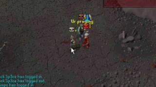 Runescape BH Bounty Hunter - ful drag pkin jiglojay bh vid 4