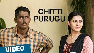 Chitti Purugu Video Song | Naalo Okkadu | Siddharth | Deepa Sannidhi | Santhosh Narayanan