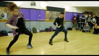 Beyonce - Partition (Tom Stephan Remix) Choreography by Sisco Gomez