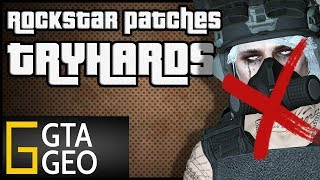 New DLC ends all GTA 5 Online Tryhards   GTA Geographic