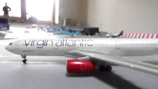 JC Wings Virgin Atlantic A330-300 (Review No.3)