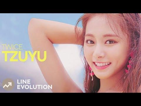 TWICE - TZUYU (Line Evolution) • JUL2018