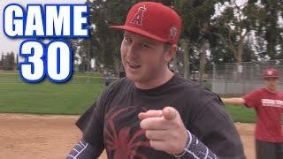 SPIDER-MAN RETURNS!   On-Season Softball Series   Game 30