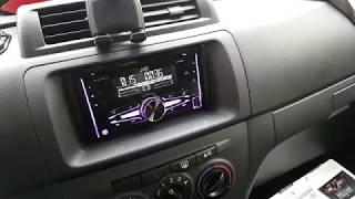 JVC KW-R520 Doppel-DIN Daihatsu Materia