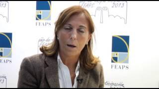 Entrevista a Casilda Sabín - Gerente de FEAPS Principado de Asturias - Feria de la Participación