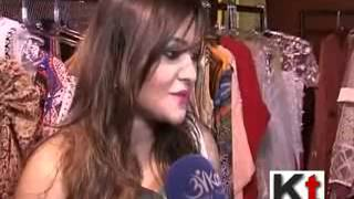 Konnenica Banerjee at Fireflies fashion and lifestyle exhibition