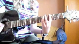 Avril Lavigne - Smile [guitar cover]