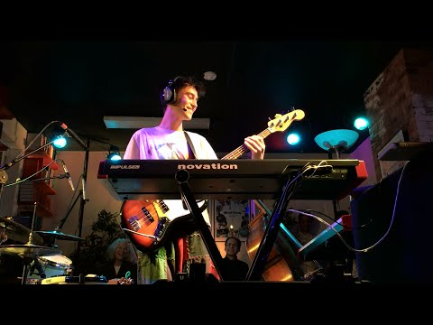 Jacob Collier - Close to You (Live at EMW Bookstore, Cambridge, MA)