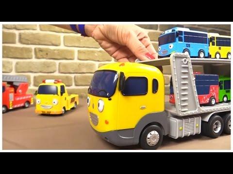 Xxx Mp4 TAYO TOYS ⭐︎TRANSPORTER Toy Demo ⭐︎ 타요 Tayo The Little Bus Happy Friends Игрушечный автовоз из Тайо 3gp Sex