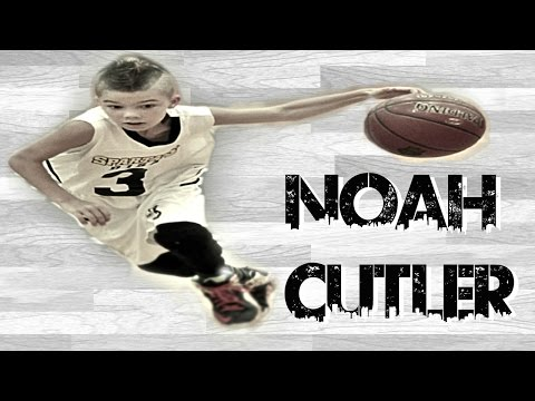 10 Year Old Point Guard Phenom Noah Cutler Defines GRINDMODE INSANE Handles and Vision