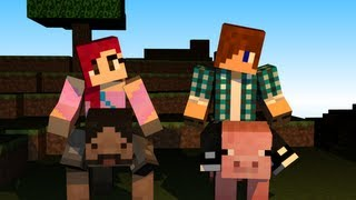 Minecraft | Two Boys One Girl : Cataclysm - Episode 10